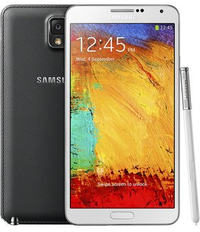 Samsung Galaxy Note 3 and S Pen